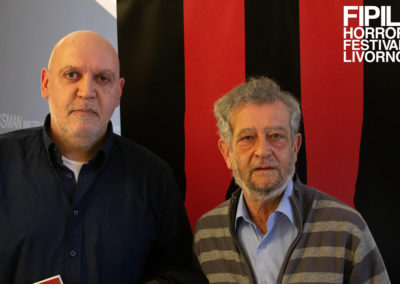 Walter Catalano e Gian Filippo Pizzo